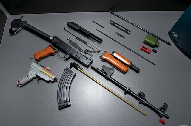 Real Sword 56-1式電動エアガン(コンプリートモデル)