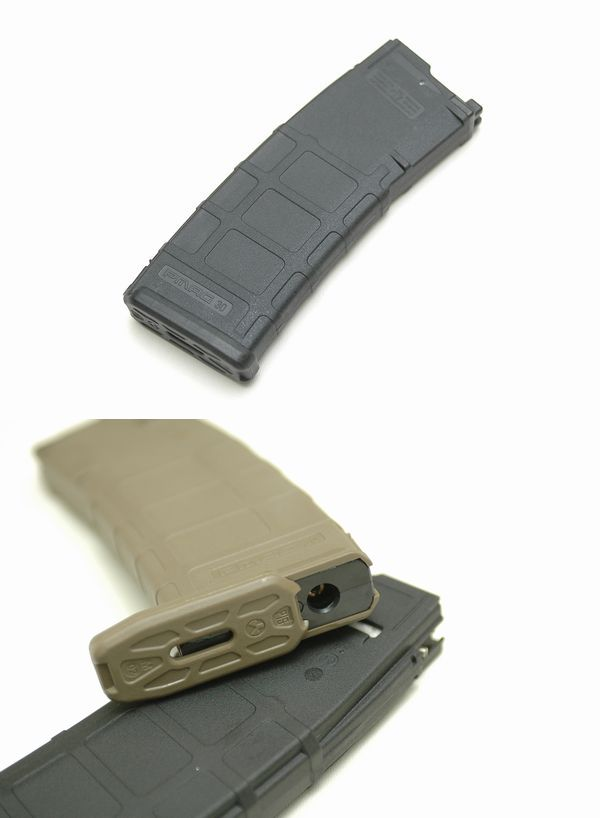Beta Project Magpul PTS PMAG For WA M4 (BK)