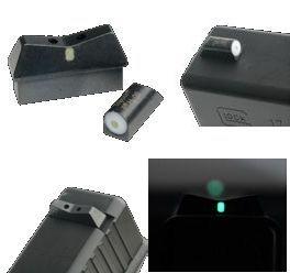 DETONATOR  東京マルイ Glock17対応・XS Big Dotタイプ スチールサイトセット