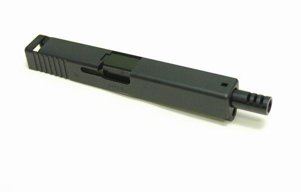 DETONATOR 東京マルイ Glock18C対応・Glock18 Cobra カスタムスライド -Matt Black