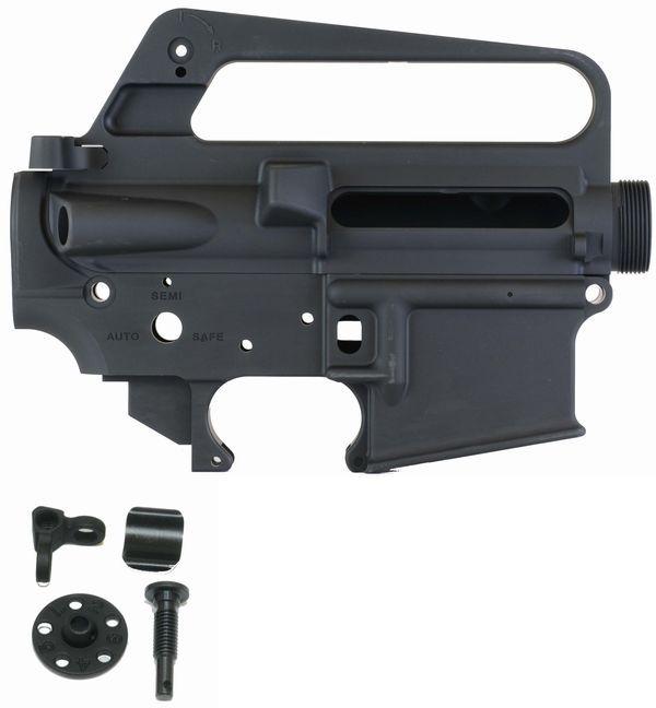 PRIME WA M4用レシーバー上下セット・M733
