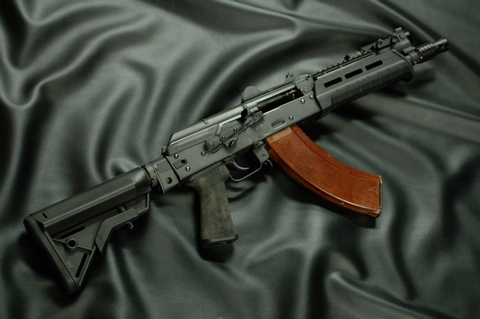 W&S GHK AK GBBフルトラベルキット
