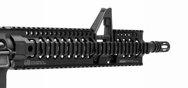 MADBULL Daniel Defense OmegaX rail 12