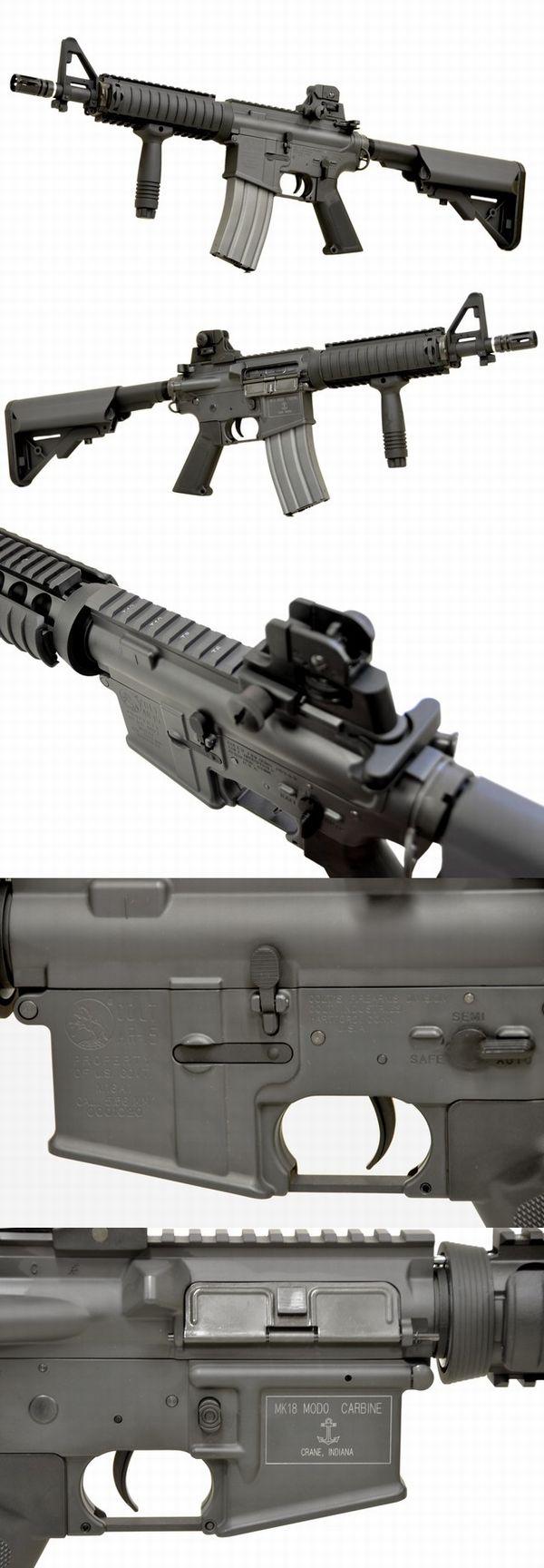 VFC Colt Mk18Mod0 AEG