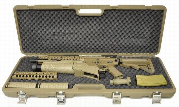 VFC SR15E3 BLASTER (TAN) AEG