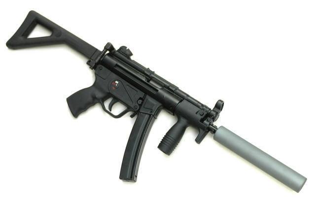 VFC MP5K PDW GBBカスタム