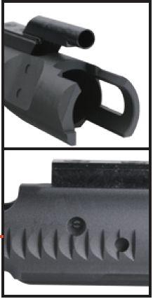 PRIME WA M4用 CNC リアルサイズ スチール ボルトキャリア