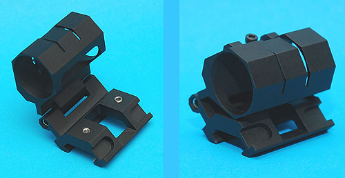 Multiple Position Flashlight Mount