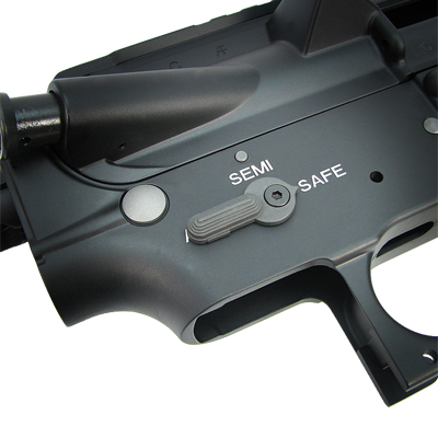 Right Side Selector Lever for M4 Series