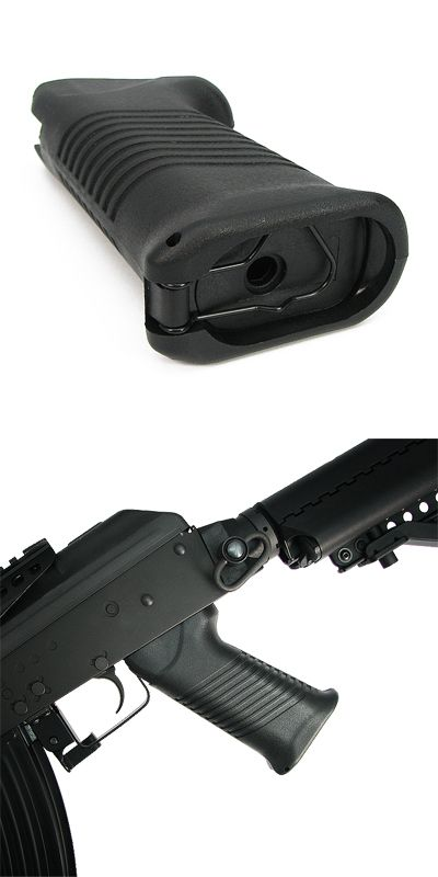 KingArms  AK SAW Style Pistol Grip