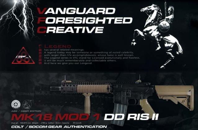 VFCMk18 Mod1 AEG